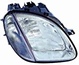 Depo 340-1122R-ASC Replacement Pasenger Side Headlight Assembly (This product is an aftermarket product. It is not created or sold by the OE car company)