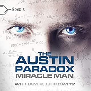 The Austin Paradox audiobook cover art