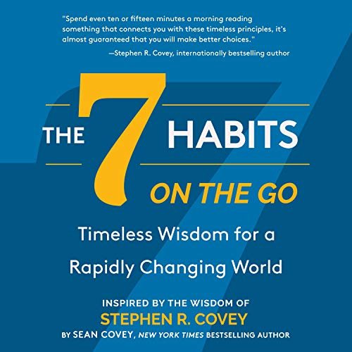 The 7 Habits on the Go cover art