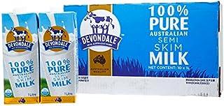 Devondale德运部分脱脂牛奶1L*10(澳大利亚进口)