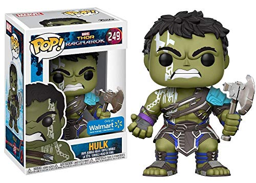 Funko POP! Marvel Thor Ragnarok: Gladiator Hulk Exclusivo