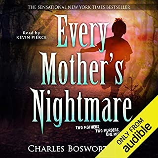 Every Mother's Nightmare audiobook cover art