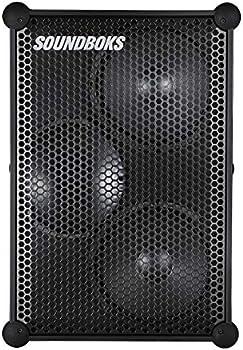 Soundboks The Loudest Portable Bluetooth Performance Speaker