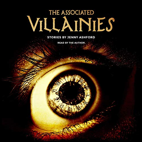 The Associated Villainies audiobook cover art