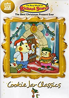 Richard Scarry's The Best Christmas Present Ever