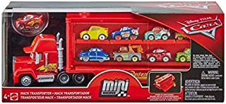 Disney/Pixar Cars Mini Racers Mack Transporter