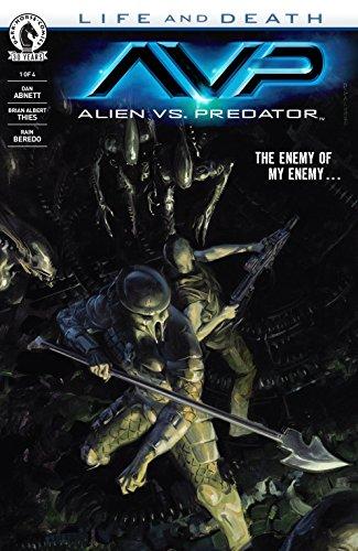 Alien vs. Predator: Life and Death #1 (English Edition)