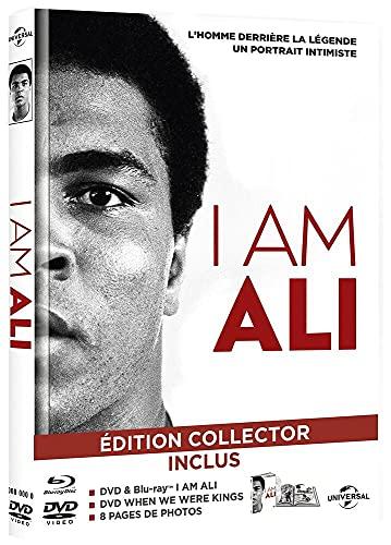 I Am Ali [Zberateľská edícia Blu-Ray + DVD]