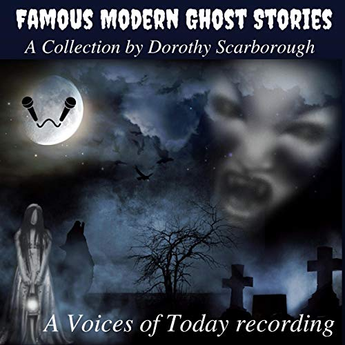 Famous Modern Ghost Stories cover art