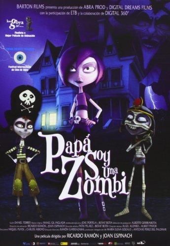 Daddy, I'm a Zombie ( Pap , soy una zombi ) ( Daddy I am a Zombie ) [ NON-USA FORMAT, PAL, Reg.0 Import - Spain ] -  DVD, Joan Espinach, Paula Ribó