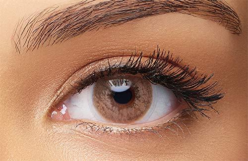Solotica natürliche farbige Kontaktlinsen Tageslinsen