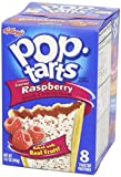 Kelloggs Frosted Raspberry Pop Tarts 416g