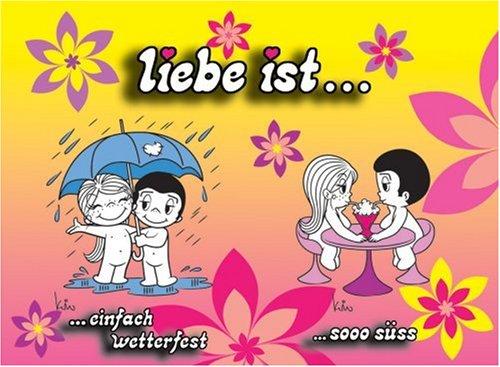 Liebe ist... Frühlings - Puzzle 1000 Teile