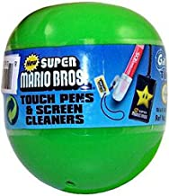 New Super Mario Bros. Tomy Gashopan Touch Pens Screen Cleaners Blind Pack