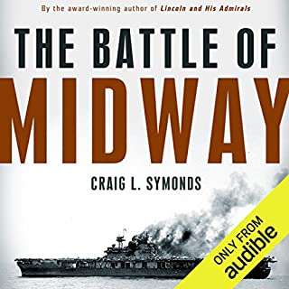 The Battle of Midway (Pivotal Moments in American History) cover art