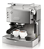 De'Longhi 15 bar Pump Espresso Maker, EC702, Metal