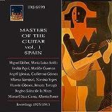 Master of the guitas vol.1 Spain