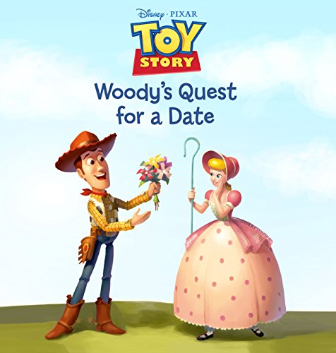 Toy Story: Woody's Quest for a Date (Disney Short Story eBook) (English Edition)