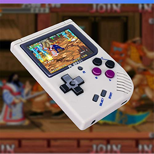Fenshan223 Tasche nostalgische GBA-Arcade SFC-Spielkonsole Retro-Spielkonsole (Size : English Version)