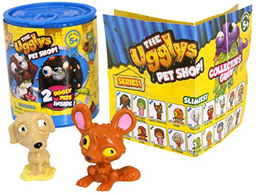 The Ugglys Pet Shop Toy (2-Pack)