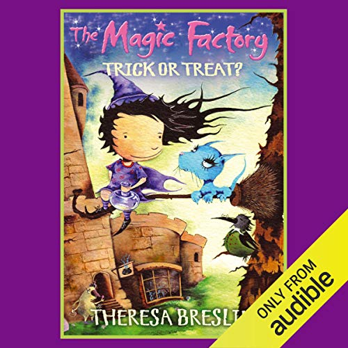 The Magic Factory audiobook cover art