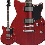 YAMAHA Revstar RS420FRDA - Guitarra eléctrica, Rojo (Fired Red)