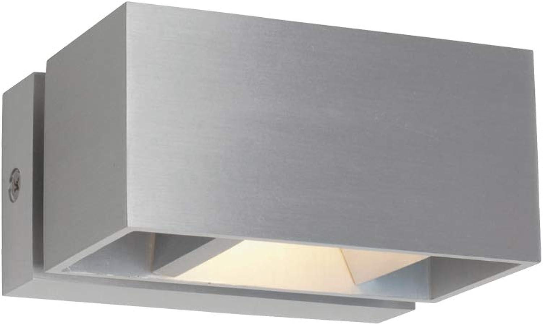 Moderne Wandleuchte Steinhauer 7940ST (Metall, Nickel-matt) G9 [EEI  A+]