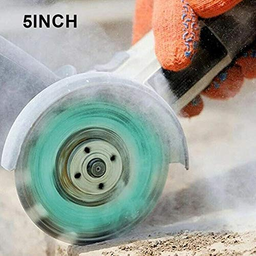 Review Xucus Smooth Tile Cutting Disc Supper Thin for Cutting Porcelain Tile Ceramic Angle Grinder S...