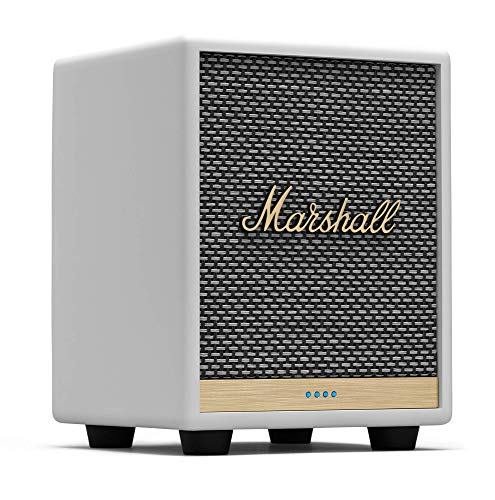 Marshall Uxbridge Enceinte Bluetooth Blanc