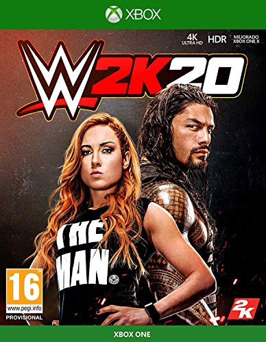 Jogo WWE 2K20 Smackdown! 20th Anniversary Collectors Edition Xbox One