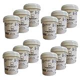 Lote de 12 moldes para repostería (900 g)