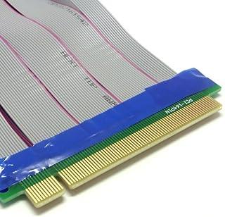Sienoc PCI-Express PCI-E 16X Tarjeta Elevadora Flexible Cinta Cable de extensión extensor