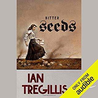 Bitter Seeds audiobook cover art