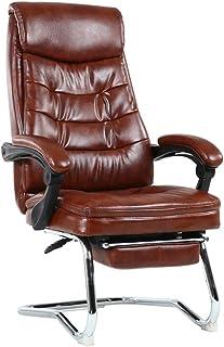 Wysokiej Wróć PU Leather Gaming Biurko Krzesło z podnóżkowatym Oprojektowanie Ergonomiczne Wyścigi Biurowe Krzesło Krzes K...
