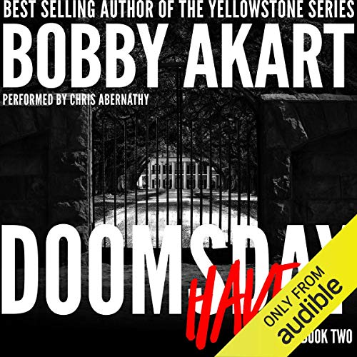Doomsday Haven: A Post-Apocalyptic Survival Thriller audiobook cover art