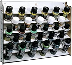 Vallejo Wall Mounted Paint Display, 35/60 ml