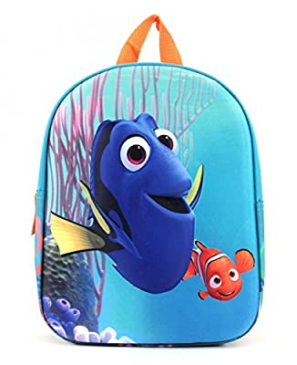 Disney Finding Dory 20472-2500 - Mochila infantil (29 cm), color turquesa de DISNEY