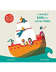 El increíble barco del capitán Marco (Español Somos8)