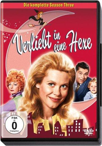Verliebt in eine Hexe - Season 3 (4 DVDs)