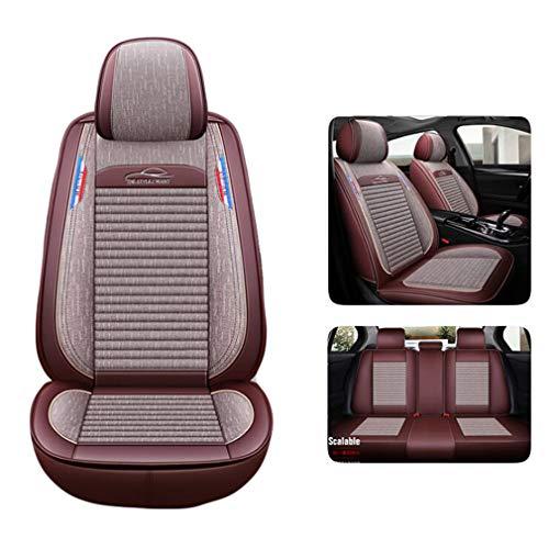SZ JIAOJIAO Autostoelhoezen Beschermende stoelhoezen Compatibel met Volvo XC70