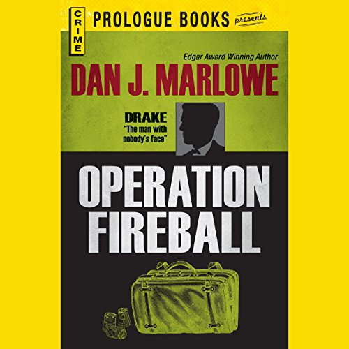 Operation Fireball cover art