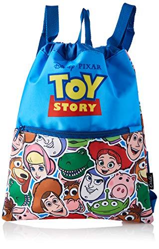 Cerdá, Saquito Guardería de Toy Story-Licencia Oficial Disney Studios Unisex niños, Multicolor, 270X330MM