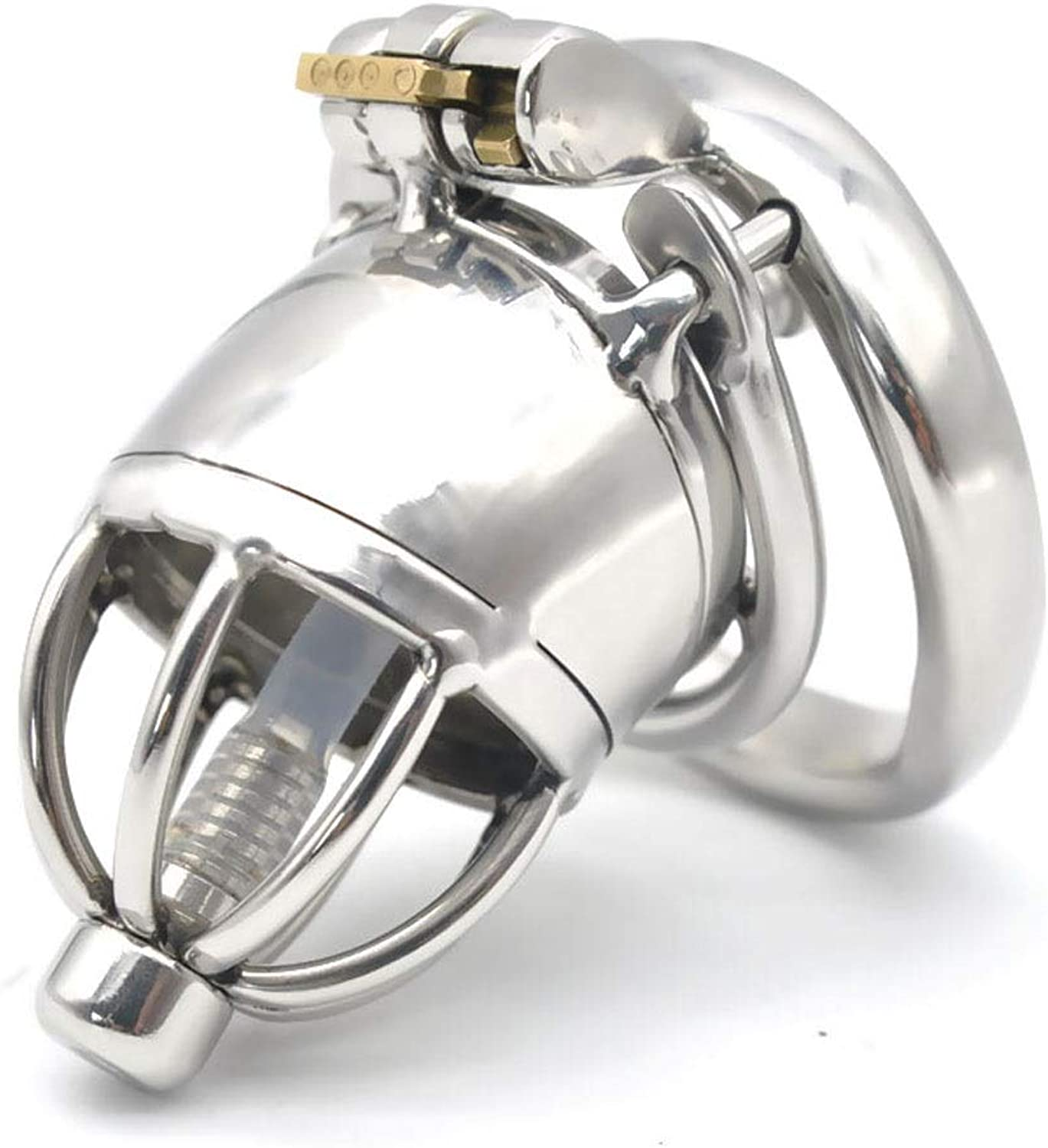 HLJ Stainless Steel Men's Fun Toys are Polished Smooth