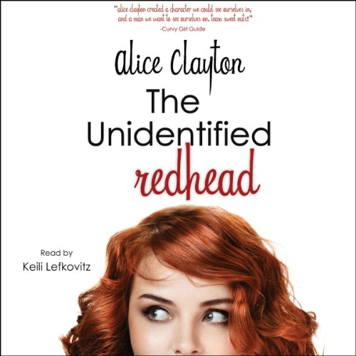 The Unidentified Redhead audiobook cover art