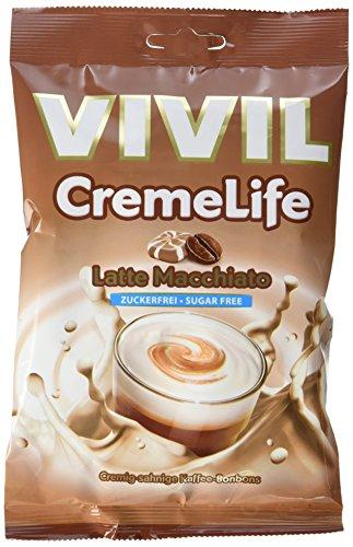 Vivil Cremelife Latte Macchiato, 15er Pack (15 x 110 g)