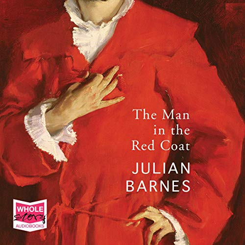 Couverture de The Man in the Red Coat