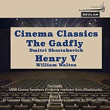 Cinema Classics: The Gadfly & Henry V