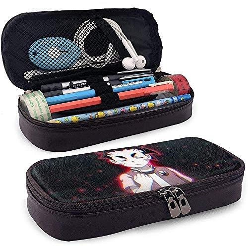 Bey-Blade Burst Evo-lution Pencil Case, Customized Leather 3D Printed Economic Pen Bag Pencil Pouch with Zipper