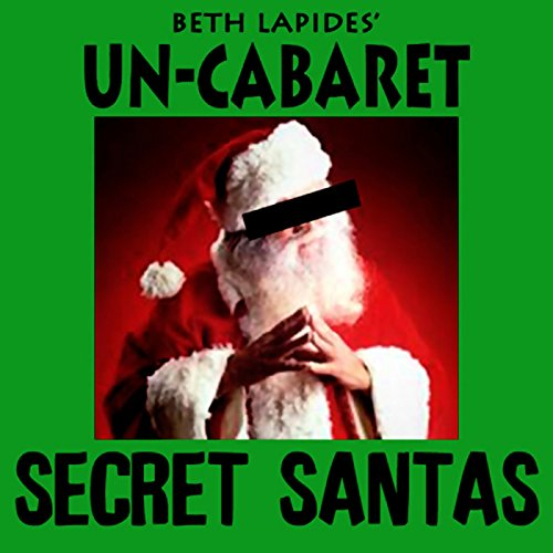Secret Santas audiobook cover art