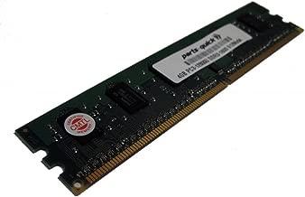 4GB Memory Upgrade for Gigabyte GA-Z77-HD3 Motherboard DDR3 P3-12800 1600MHz NON-ECC Desktop DIMM RAM Upgrade (PARTS-QUICK BRAND)